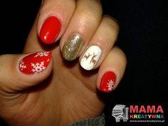 Choć już dawno po świętach u mnie dopiero teraz wzorki na świąteczne paznokcie hybrydowe Semilac.  Święta przeleciały dość szybko, a całe to szaleństwo przedświąteczne nie dało mi czasu na wcześniejsze pokazanie paznokci. Zresztą w tym roku wyjątkowo na blogu nie