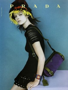 best campaign in the history of fashion. Steven Meisel for Prada SS05