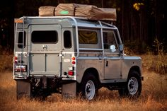 Spotted: 1971 Land Rover Series III Camper For Sale
