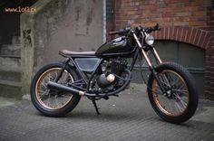 Baza: Suzuki GN 125. Ta 125tka to motocykl na... - DywanTv - Wykop.pl