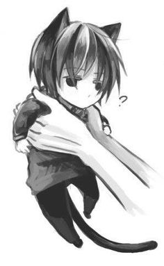 Anime | Neko boy