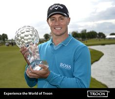 Congratulations to Alex Noren on winning the Nordea Masters.