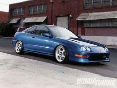 1996 Acura Integra GSR jmpershing