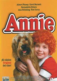 Annie 1982! used to watch this every day!