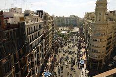 Town Hall Square, Valencia