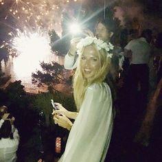 Rachel Zoe in Portofino