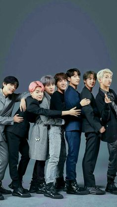 [ FAMILY PORTRAIT Everyone trying to keep a heterosexual distance away from each other's asses…then there's SOPE - BTS Wallpapers Bts Jungkook, Suga Rap, Bts Lockscreen, Foto Bts, V Bts Wallpaper, Bts Group Photo Wallpaper, Bts Group Photos, Exo Group Photo, Album Bts