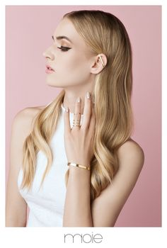 advertising campaign for moie jewelry by Arkadiusz Jankowski © Arkadiusz Jankowski Photography