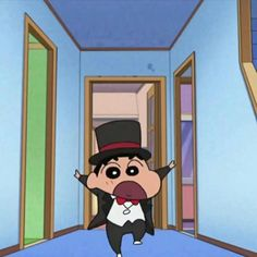 Sinchan Cartoon, Cute Bunny Cartoon, Cartoon Characters, Sinchan Wallpaper, Cartoon Wallpaper Iphone, Crayon Shin Chan, Best Cartoons Ever, Cool Cartoons, Anime Chibi