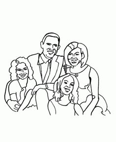 obama coloring book - Google Search   quilt squares   Pinterest