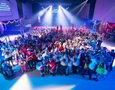 Our first Raiderthon, an all night dance marathon, raised $50,389 for Dayton Children's Hospital.