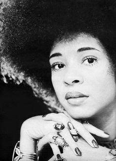 Betty Davis qeen of funk ❤️