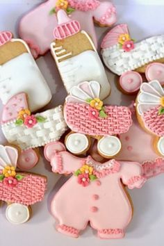 Receta-de-Galletas-decoradas-para-baby-shower-(coche-con-canasta)