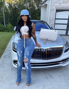 Boujee Outfits, Baddie Outfits Casual, Cute Swag Outfits, Dope Outfits, Teen Fashion Outfits, Look Girl, Up Girl, Black Girl Fashion, Look Fashion