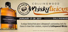 Collingwood Whiskylicious ~ CELEBRATE THE GREAT TASTES OF COLLINGWOOD