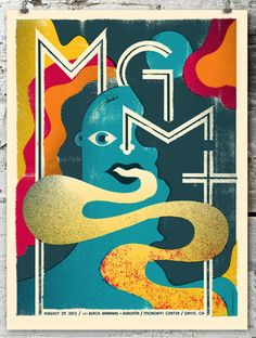 Doe Eyed's MGMT Poster  (Onsale Info)