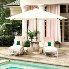 No matter the setting, a patio umbrella is a perfect option and a necessary element. A quality patio umbrella enhances satisfaction and safety in an outdoor patio or beach setting.