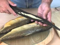 Fische räuchern - Temperaturen, Garzeiten, Fehler - von etheonTV