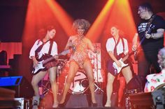 Rebecca O'Connor  Tina Turner Show