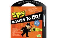 Great for kids on the go! Find mazes, wacky math, story fill-ins, code breakers and more! Book is constructed of sturdy laminated paperboard and includes a writ Riddle Games, Spy Games, Games To Play, Hidden Picture Games, Escape Room Diy, Escape Room Puzzles, Skills To Learn, Brain Teasers, Getting Bored