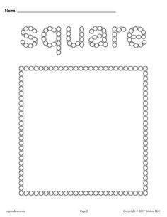12 Free Printable Shapes Cutting Worksheets Shapes Worksheets
