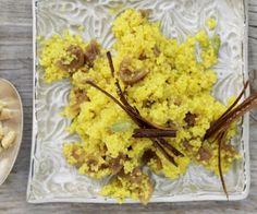 Rezept: Orientalischer Gewürz-Couscous