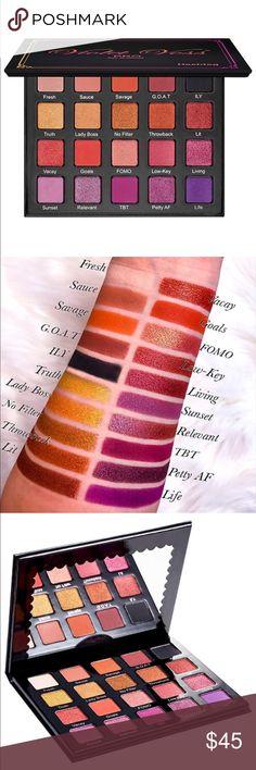 Violet Voss Hashtag Eyeshadow Palette New! Brand New In Box! Violet Voss Makeup Eyeshadow