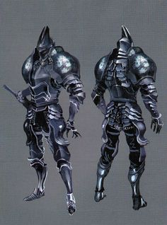 Iron Knight Dark Souls 2