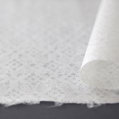 楮薄様紙 花菱 HANABISHI 2枚入 - WACCA ONLINESHOP Japanese Paper, Washi, Handmade, Hand Made, Handarbeit