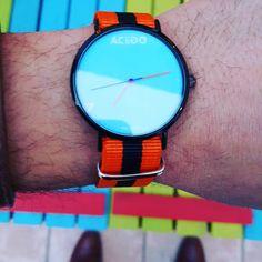 Colorful #aciigo #colors #colorful #elegant #madness #watchfam #watchesofinstagram #watches #watche #montre #montres #reloj #relojes #guardare #guardaredes #timepiece #timepieces #wristporn #wrist #bracelet #fashionblogger #fashionblog #fashion #ootd