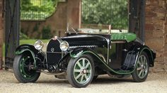 This 1932 Bugatti Type 55 Cabriolet