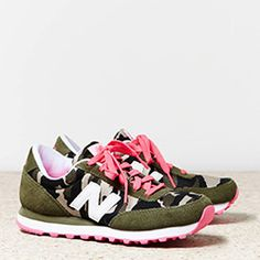Camouflage Sneakers from American Eagle http://pinterest.com/nfordzho/shoes-flats/