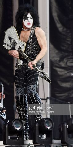 Paul Stanley, Kiss Band, Scooby Doo, Rock And Roll, Army, Metal, Celebrities, Music, Everything
