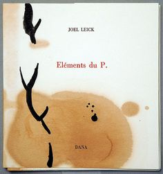 Elements du P. / Joël LEICK - Dana