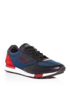 170052761bb4 Bally Men s Gavino Color-Block Lace Up Sneakers Men - Premium Designers -  Bloomingdale s