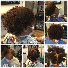 Hair Studio, Locs, Natural Hair Styles, Makeup, Make Up, Beauty Makeup, Goddess Braids, Bronzer Makeup, Braided Pigtails