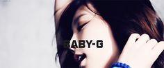 SNSD Taeyeon Baby G Casio Congratulations video