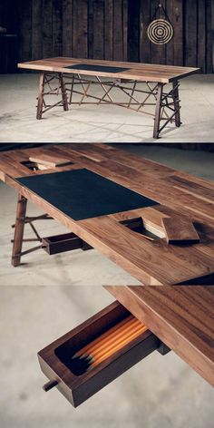 A WOODEN WEB... Read more at Yanko Design
