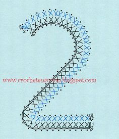 Letras y números CROCHET | Aprender manualidades es facilisimo.com Crochet Home, Love Crochet, Crochet Gifts, Crochet Baby, Knit Crochet, Crochet Alphabet, Crochet Letters, Cross Stitch Alphabet, Tunisian Crochet