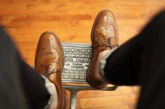 Zapatos + Barbería