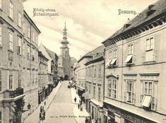 Bratislava, Westerns, Nostalgia, Times