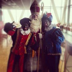 Sinterklaas en zwarte pieten!!!!