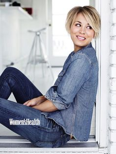 Kaley Cuoco-Sweeting Talks Big Bang Theory, Reveals Why It Would be the Greatest Thing to be Typecast | E! Online Mobile