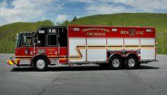 SFD Rescue 85