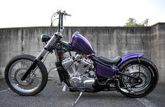 VIDA MOTORCYCLE / HONDA STEED Mẫu này độ quả là rất đẹp