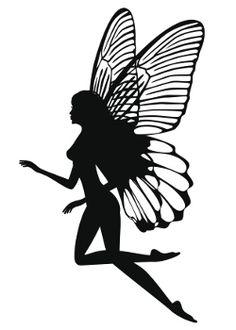 Small Tattoo Designs for Women Fairy Silhouette Silhouette Tattoos, Fairy Silhouette, Silhouette Images, Fairy Tattoo Designs, Small Tattoo Designs, Tattoo Designs For Women, Small Tattoos, Tattoo Women, Shadow Art