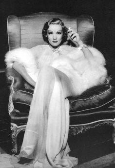 Dietrich, my goddess.
