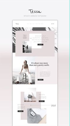 One-of-a-kind Showit Website Template for creative small business owners who love minimal design and maximal results. One-of-a-kind Showit Website Template for creative small business owners who love minimal design and maximal results. Web Design Trends, Web Design Grid, Site Web Design, Web Design Websites, Website Design Layout, Web Layout, App Design, Branding Design, Good Web Design