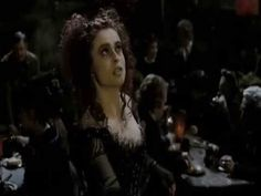 """God, That's Good!"" - Sweeney Todd : The Demon Barber of Fleet Street (2007) - Helena Bonham Carter - YouTube"