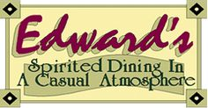 Edward's Restaurant & Lounge in New Castle, PA - 724-658-7455